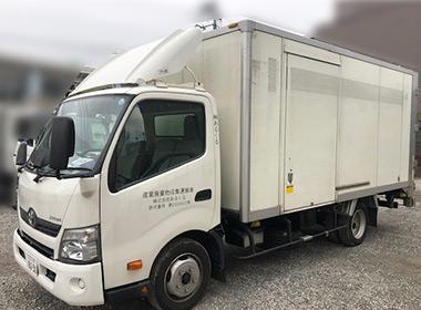 2t箱車(トヨタダイナ)